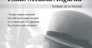 """""""Isaías Medina Angarita, soldado de la libertad""""  Una película documental dirigida por Carlos Oteyza"""