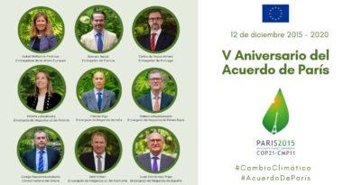Relanzar el Espíritu de París: 5º aniversario del Acuerdo Climático ¡Por qué su implementación global es una necesidad vital!