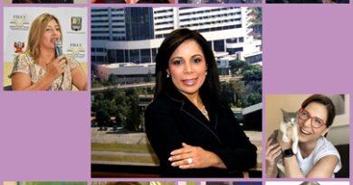 Tachy Molina Primera Gerente General de los hoteles Eurobuilding