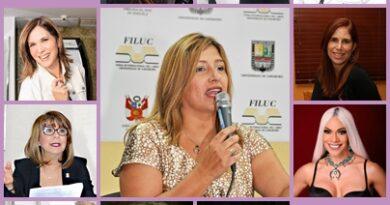 Rosa María Tovar – Presidente de la Feria Internacional del Libro de la UC (FILUC)
