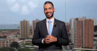 Argenis Angulo un venezolano que muestra su liderazgo a nivel internacional.
