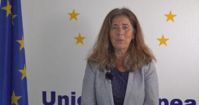 Isabel Brilhante Ex Embajadora de la Delegación de la Unión Europea en Venezuela