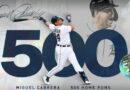 ¡Batazo Histórico! Miguel Cabrera conecta su cuadrangular #500 en Las Grandes Ligas