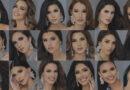 Las 18 jóvenes seleccionadas para vivir la experiencia del concurso de belleza más importante del país