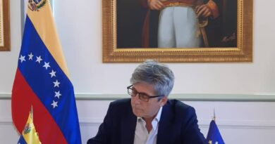 Llega al país el nuevo Jefe de Misión de la Delegación de la Unión Europea en Venezuela