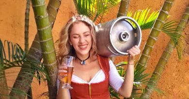 Gabriela Bastardo Maestra Cervecera de Kairos Cerveza Artesanal