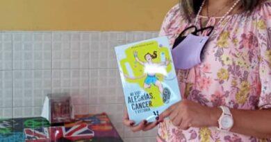 Martha Perche: el cáncer es una enfermedad emocional