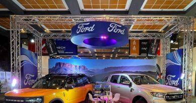 Ford Motor de Venezuela exhibió su Ranger Diesel 4×4 y su Bronco Sport en el evento Overland & Adventure Motor Expo